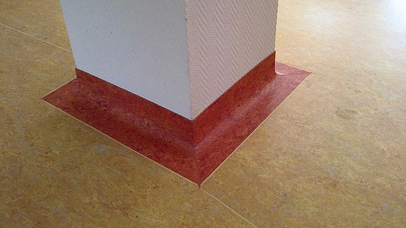 Berühmt Linoleum - Stotz Bodenverlegung RP15